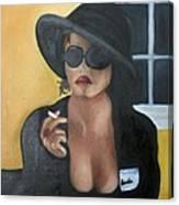 Marla Canvas Print