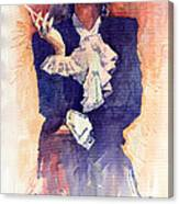 Marlen Dietrich  Canvas Print
