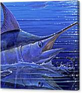 Marlin Mirror Off0022 Canvas Print