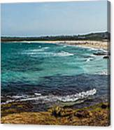 Maroubra Bay Canvas Print