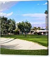 Marrakesh Golf Palm Springs Canvas Print