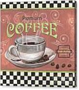 Marsala Coffee 2 Canvas Print