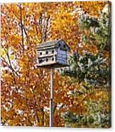 Martin House Canvas Print