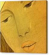 Mary #2 Canvas Print