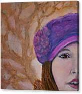 Mary Kathryn Canvas Print