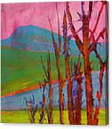 Mary's Peak 9 Canvas Print