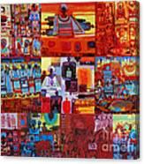 Maseed Maseed 4 Canvas Print