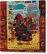Maseed Maseed 8 Canvas Print
