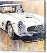 Maserati 3500gt Coupe Canvas Print