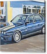 Maserati Biturbo  Canvas Print