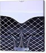 Maserati Emblems Canvas Print