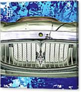 Maserati Granturismo I I I Canvas Print