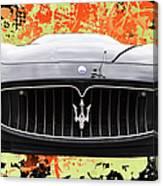 Maserati Granturismo I V Canvas Print
