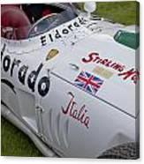 Maserati Tipo 420 M 58 Eldorado 1958 Canvas Print