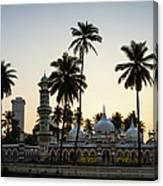 Masjid Jamek - Kuala Lumpur Canvas Print