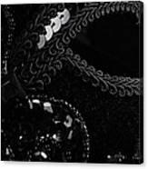 Mask 3 Canvas Print