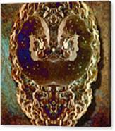 Masque Canvas Print
