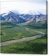 Mass Wilderness Canvas Print