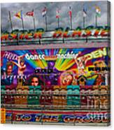 Master Blaster All The Fun Of The Fair Canvas Print
