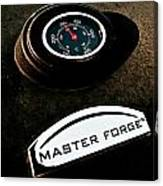 Master Forge Canvas Print