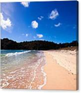 Matapouri Bay Canvas Print