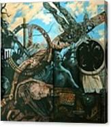 Mater Canvas Print