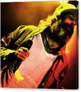 Matisyahu Live In Concert 2 Canvas Print