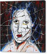 Maude - Detail No. 1 Canvas Print