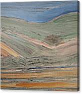 Maui Hills Canvas Print