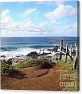 Maui Vista Canvas Print