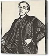 Maurice Barres, Copy By Boris Canvas Print