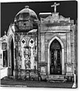 Mausoleums 2 Canvas Print