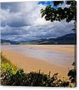 Mawddach Estuary Canvas Print