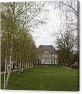 Max Liebermann House And Garden Wannsee Canvas Print