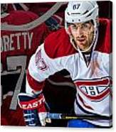 Pacioretty Poster Canvas Print