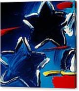 Max Two Stars Canvas Print