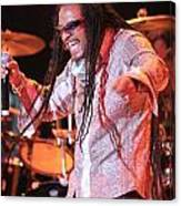 Maxi Priest Canvas Print