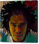 Maxwell Canvas Print