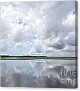 May River  Canvas Print