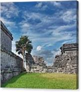 Mayan Memories Canvas Print