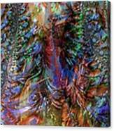 Mayhem And Madness Canvas Print