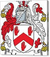 Maynard Coat Of Arms Irish Canvas Print