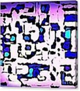 Maze Canvas Print