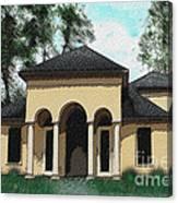 Mc 2012 Canvas Print
