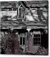 Mcalmond House Canvas Print