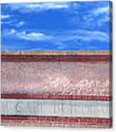 Mccabe Building Canvas Print