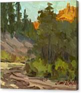 Mcclary Art Farm Canvas Print