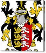 Mcconsidine Coat Of Arms Irish Canvas Print