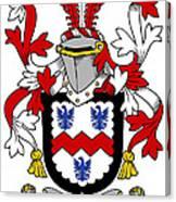 Mccormick Coat Of Arms Irish Canvas Print