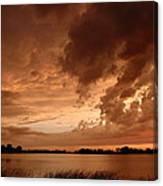 Mciver Lake Canvas Print